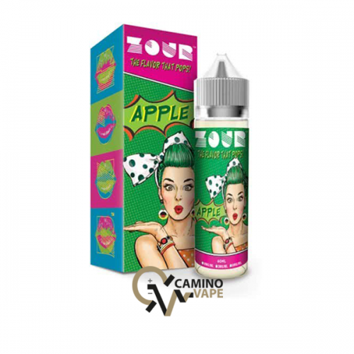 Zour E-Liquid Apple
