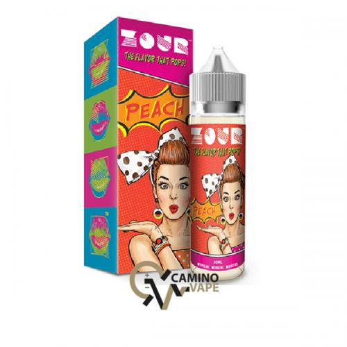 Zour E-Liquid Peach
