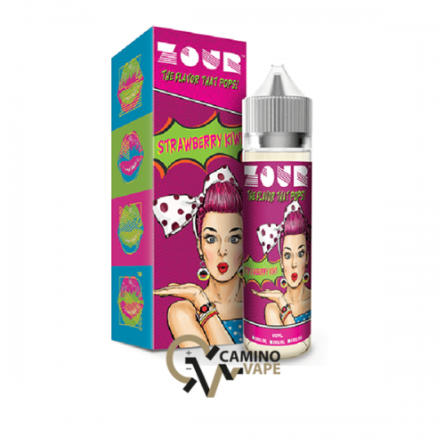 Zour E-Liquid Stawberry Kiwi