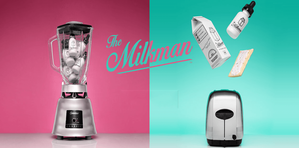 The Milkman E-Liquid